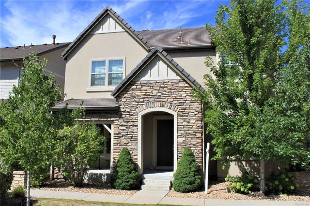 10324 Bluffmont Drive, Lone Tree, CO 80124 (#8809262) :: The HomeSmiths Team - Keller Williams