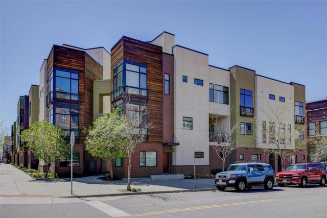 1420 24th Street #14, Denver, CO 80205 (#8809312) :: Bring Home Denver