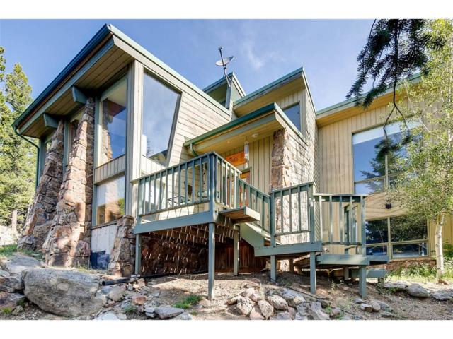 550 Aspen Meadow Lane, Golden, CO 80403 (MLS #8809704) :: 8z Real Estate