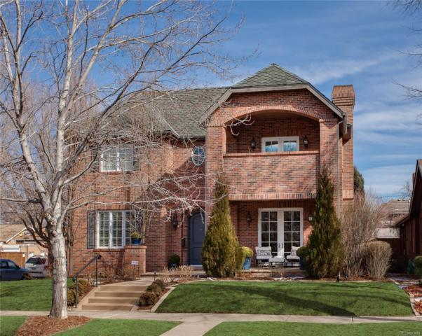 604 S Gilpin Street, Denver, CO 80209 (#8809771) :: The Griffith Home Team