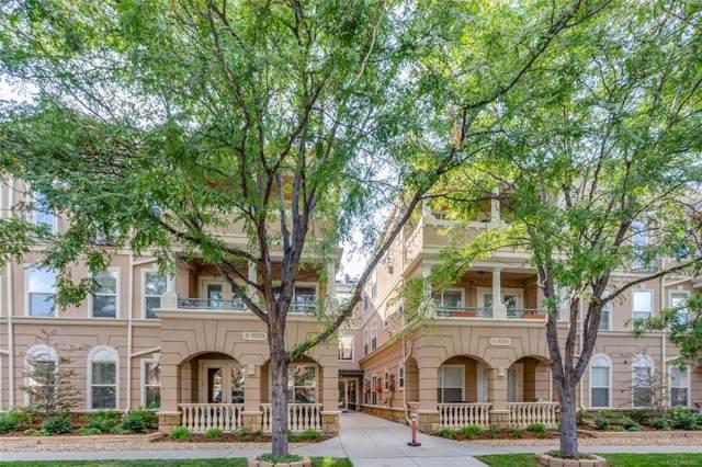 45 N Ogden Street #107, Denver, CO 80218 (MLS #8809799) :: Colorado Real Estate : The Space Agency