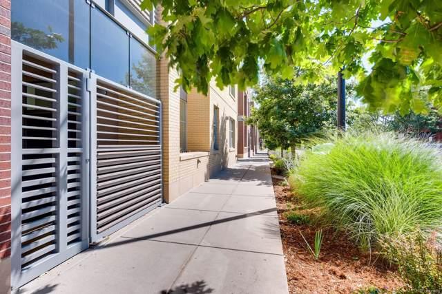1655 Walnut Street #103, Boulder, CO 80302 (MLS #8809846) :: 8z Real Estate