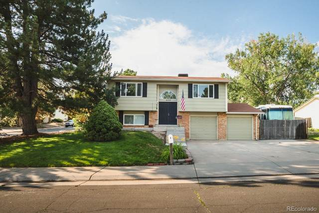 6352 W 75th Drive, Arvada, CO 80003 (#8810008) :: Real Estate Professionals