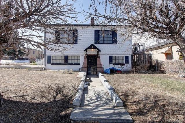 701 Irving Street, Denver, CO 80204 (#8810503) :: Sellstate Realty Pros