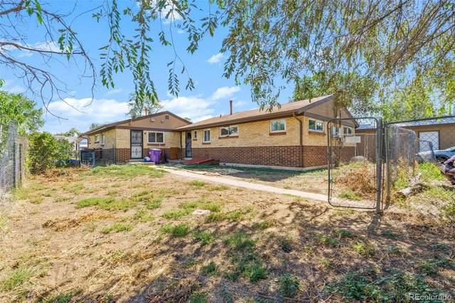 3717 N High Street, Denver, CO 80205 (#8810531) :: The HomeSmiths Team - Keller Williams