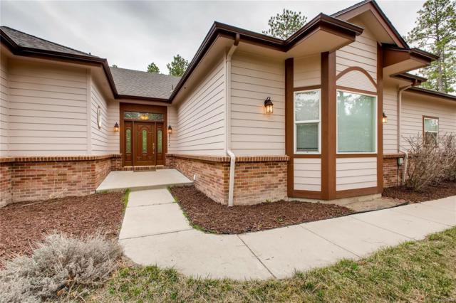7091 Boreas Road, Larkspur, CO 80118 (#8811087) :: Compass Colorado Realty