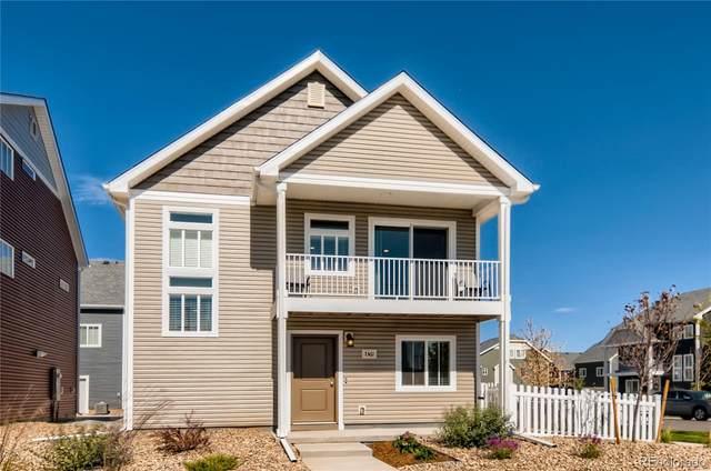 5361 Andes Street, Denver, CO 80249 (MLS #8811126) :: Kittle Real Estate