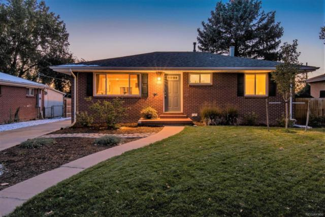 2265 S Clermont Street, Denver, CO 80222 (#8811194) :: The Heyl Group at Keller Williams