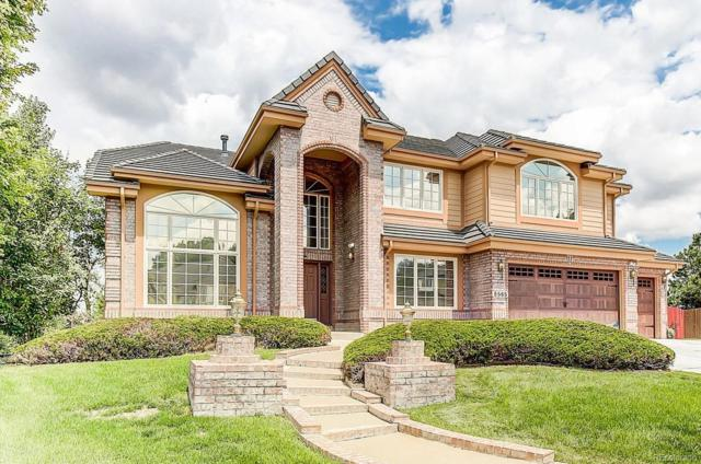 5565 E Mineral Lane, Centennial, CO 80122 (#8811262) :: Bring Home Denver