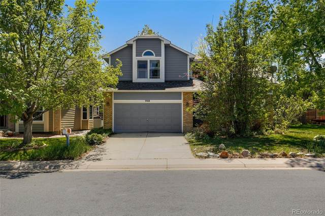 908 W Chestnut Circle, Louisville, CO 80027 (MLS #8811325) :: 8z Real Estate