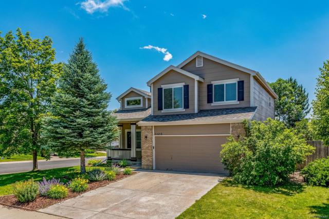 21658 E Crestline Drive, Centennial, CO 80015 (MLS #8811668) :: 8z Real Estate