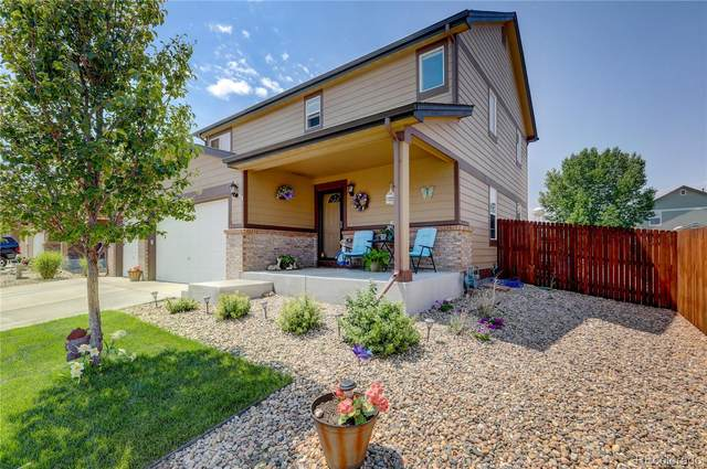 1869 Basil Street, Strasburg, CO 80136 (MLS #8811702) :: 8z Real Estate