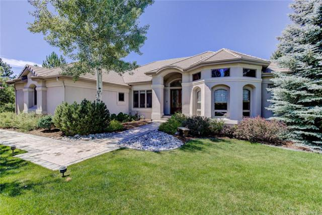 943 Aztec Drive, Castle Rock, CO 80108 (#8811802) :: Colorado Home Finder Realty