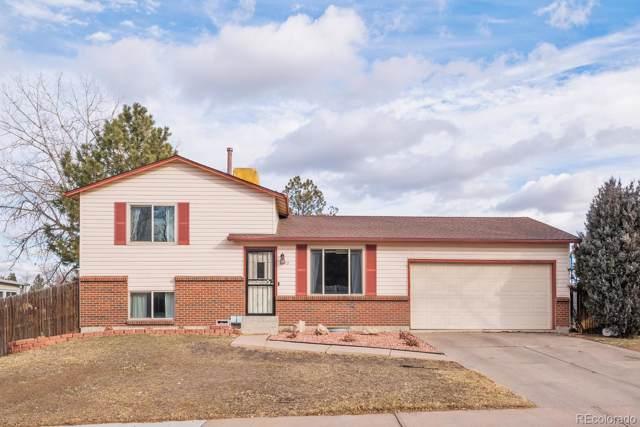 6572 S Cody Way, Littleton, CO 80123 (MLS #8811955) :: 8z Real Estate