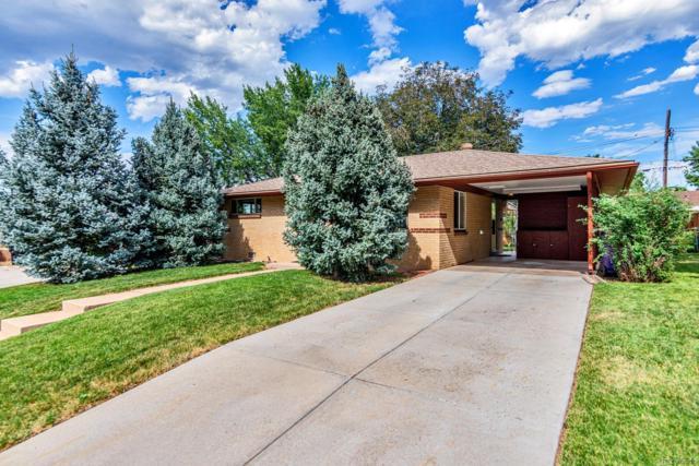 1626 S Bryant Street, Denver, CO 80219 (MLS #8812471) :: 8z Real Estate