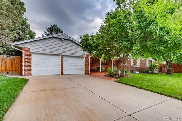 2500 S Dennison Court, Denver, CO 80222 (MLS #8812545) :: Clare Day with Keller Williams Advantage Realty LLC