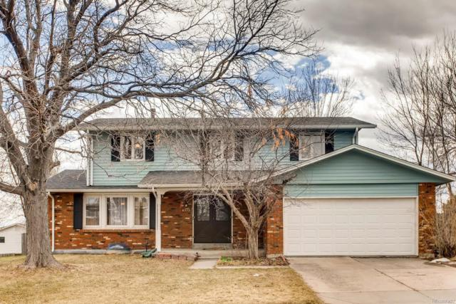 6572 W Morraine Place, Littleton, CO 80128 (#8812791) :: Structure CO Group