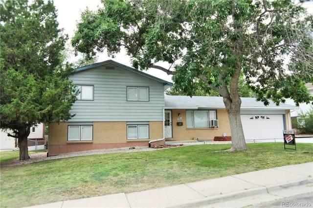 2881 S Golden Way, Denver, CO 80227 (MLS #8812839) :: 8z Real Estate