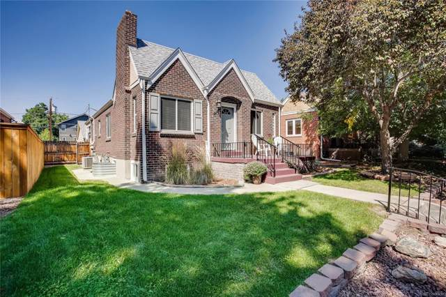 2729 Julian Street, Denver, CO 80211 (#8812862) :: Mile High Luxury Real Estate