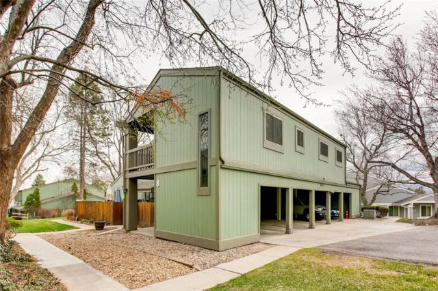 2557 S Dover Street #8, Lakewood, CO 80227 (#8813016) :: The Peak Properties Group