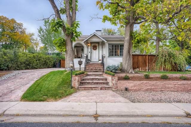 7135 E 11th Avenue, Denver, CO 80220 (#8813889) :: Venterra Real Estate LLC
