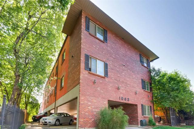 1062 Josephine Street #9, Denver, CO 80206 (#8813898) :: The Galo Garrido Group