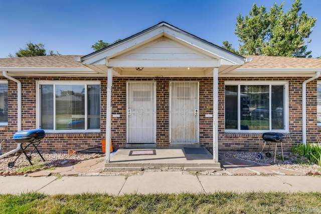 1449 Joliet Street, Aurora, CO 80010 (MLS #8813912) :: 8z Real Estate