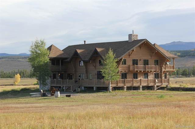 1463 County Rd 608, Granby, CO 80446 (#8814074) :: Berkshire Hathaway HomeServices Innovative Real Estate