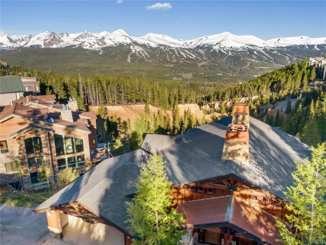 61 Club House Road, Breckenridge, CO 80424 (MLS #8814096) :: Kittle Real Estate