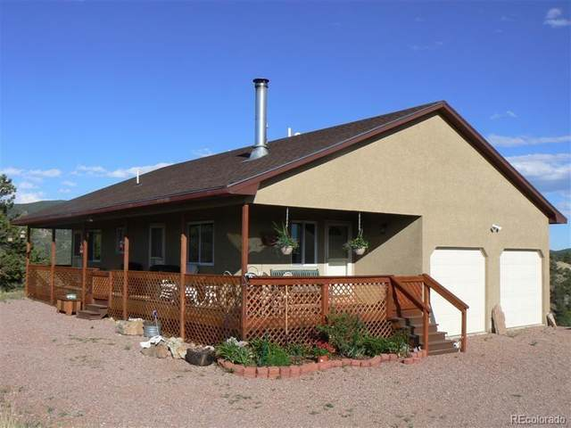 1525 Tibby Trail, Westcliffe, CO 81252 (#8814102) :: The DeGrood Team