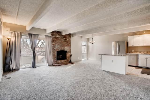 1365 Columbine Street #306, Denver, CO 80206 (#8814368) :: Wisdom Real Estate