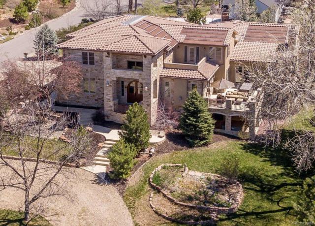 6304 E Dorado Circle, Greenwood Village, CO 80111 (#8814582) :: Compass Colorado Realty