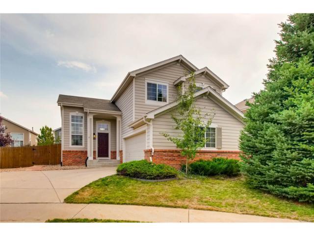 21944 E Oxford Place, Aurora, CO 80018 (MLS #8814767) :: 8z Real Estate