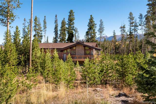 682 Forest Trail, Winter Park, CO 80482 (#8814777) :: The DeGrood Team