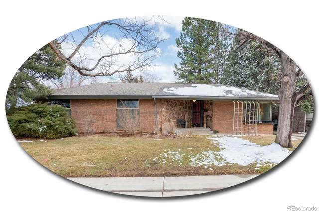6958 S Hill Street, Littleton, CO 80120 (#8814801) :: iHomes Colorado