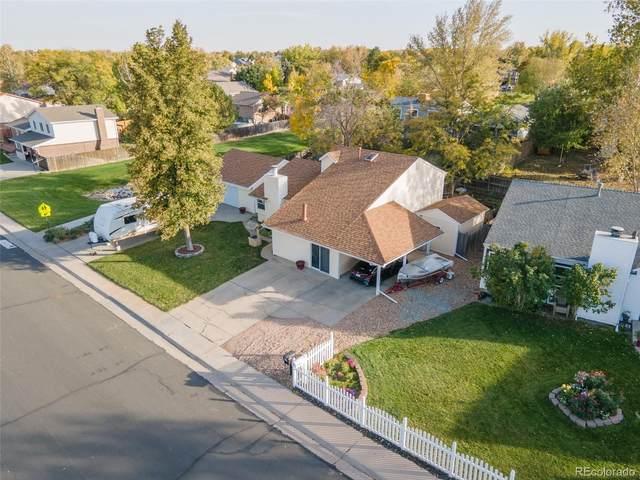 4480 E 122nd Avenue, Thornton, CO 80241 (#8814826) :: Kimberly Austin Properties