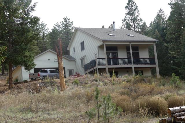 13645 Pine Creek Road, Sedalia, CO 80135 (#8814993) :: The Peak Properties Group