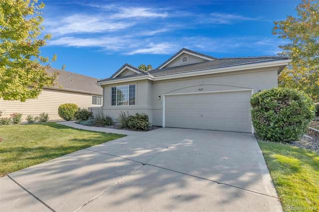 9023 Meadow Hill Circle, Lone Tree, CO 80124 (#8815215) :: The DeGrood Team