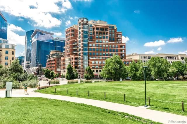1590 Little Raven Street Ph4, Denver, CO 80202 (#8815645) :: Colorado Home Finder Realty