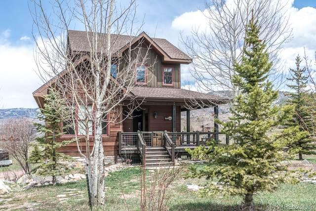 23410 Division Drive, Oak Creek, CO 80467 (MLS #8815824) :: 8z Real Estate