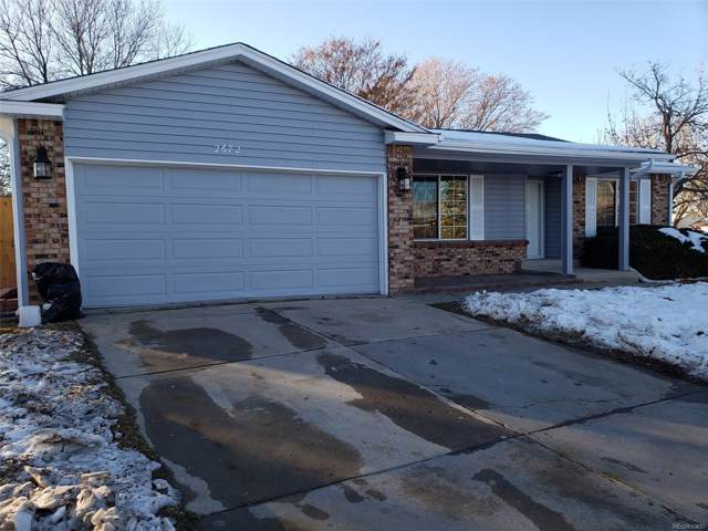2672 W 104th Court, Westminster, CO 80234 (#8815934) :: Berkshire Hathaway HomeServices Innovative Real Estate