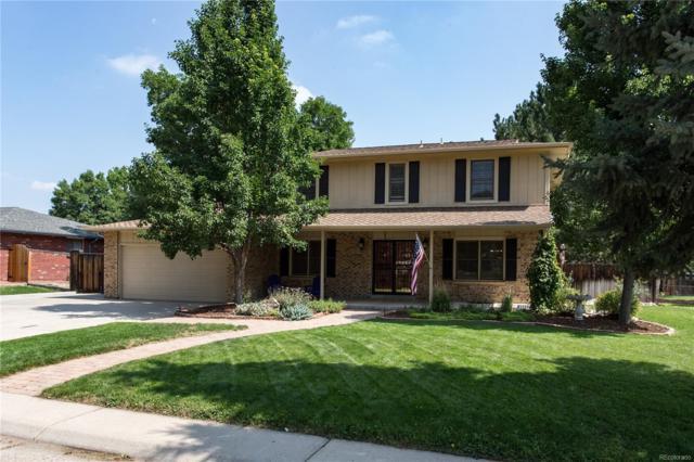 6065 W Frost Drive, Littleton, CO 80128 (#8816239) :: The Peak Properties Group