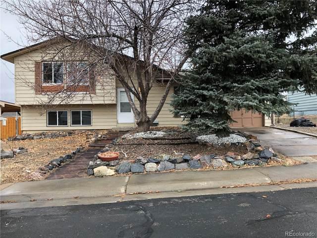 6157 Dunraven Street, Golden, CO 80403 (#8816314) :: iHomes Colorado