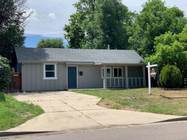 107 Irving Street, Denver, CO 80219 (MLS #8816575) :: 8z Real Estate