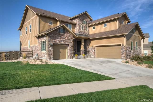 11551 Pine Canyon Drive, Parker, CO 80138 (MLS #8816739) :: Stephanie Kolesar