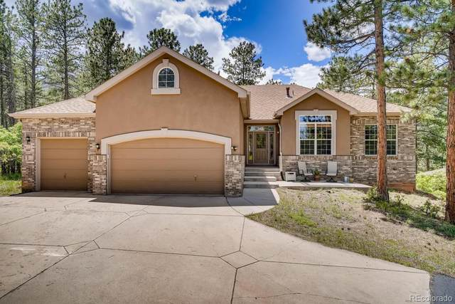 4988 Delaware Drive, Larkspur, CO 80118 (#8816906) :: The Healey Group