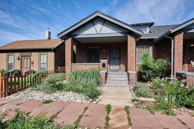 819 Fox Street, Denver, CO 80204 (#8816974) :: The Colorado Foothills Team | Berkshire Hathaway Elevated Living Real Estate