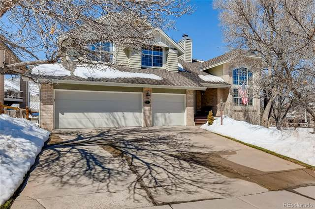 1 Amaranth Drive, Littleton, CO 80127 (#8816992) :: The Griffith Home Team