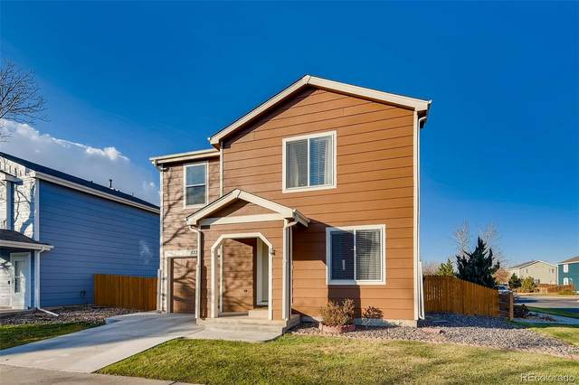5333 E 100th Place, Thornton, CO 80229 (#8817019) :: The DeGrood Team
