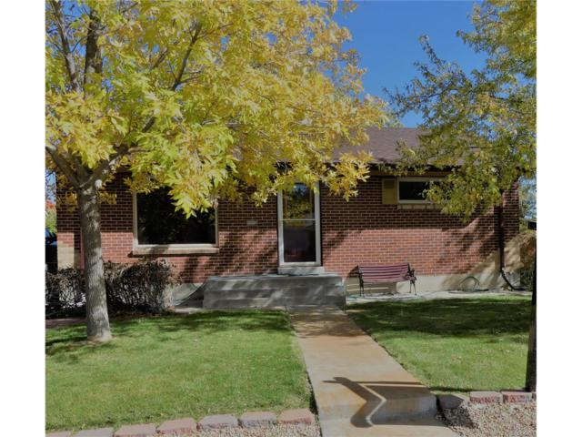 1455 Elmer Drive, Northglenn, CO 80233 (#8817181) :: The Peak Properties Group